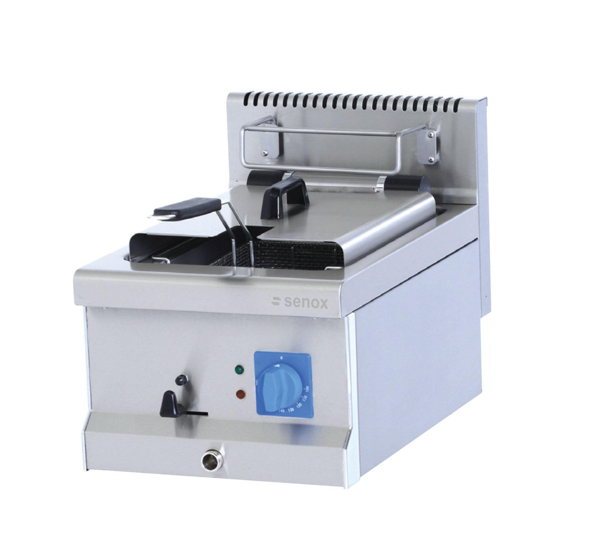 senox-aef-460-elektrikli-fritoz